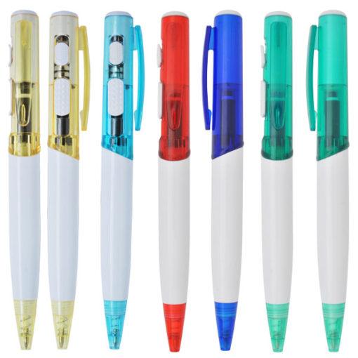 multi function LED ballpoint pen