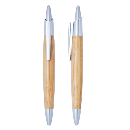 Bamboo pen customised eco pen