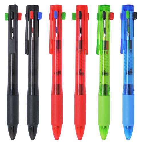 multi functional 4 ink pen